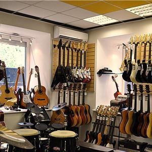 Музыкальные магазины Катайска