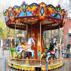 Парки культуры и отдыха Катайска
