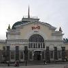 Железнодорожные вокзалы в Катайске