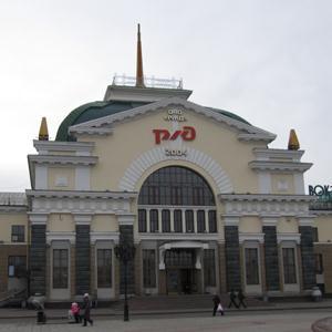 Железнодорожные вокзалы Катайска